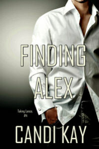 Book Cover: Finding Alex (Taking Lance, #4)